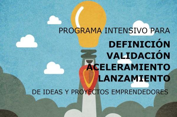 Cartel del programa